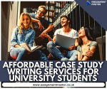 Affordable Case Study Writing Help For University Students