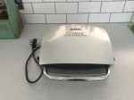 George Foreman Grill  amp  Melt 14181 Health Grill   Silver