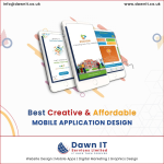 App Development companies in London, UK   | Mobile App Design | DawnIT