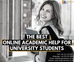 The Best Online Assignment Help For University Students