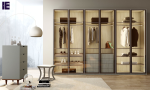 Wardrobes with Glass Doors | Fitted Mirrored Wardrobes | Glass Fitted Wardrobes | Inspired Elements