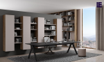 Fitted Bookcases | Bespoke Bookcases | Made to Measure Bookcase | Inspired Elements
