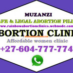 0604777774Muzanzi Abortion Clinic In Durban & Estcourt .its safe ,affordable,convenient and pain fre
