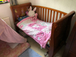 Baby cot   x2F  bed