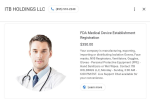 FDA Registration  Medical Devices